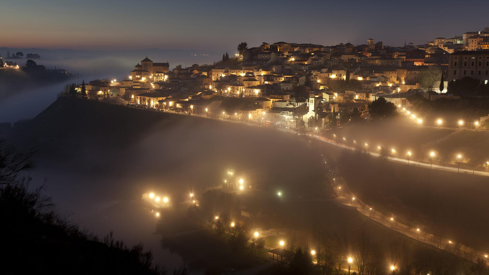 Toledo nocturno, escapada a toledo