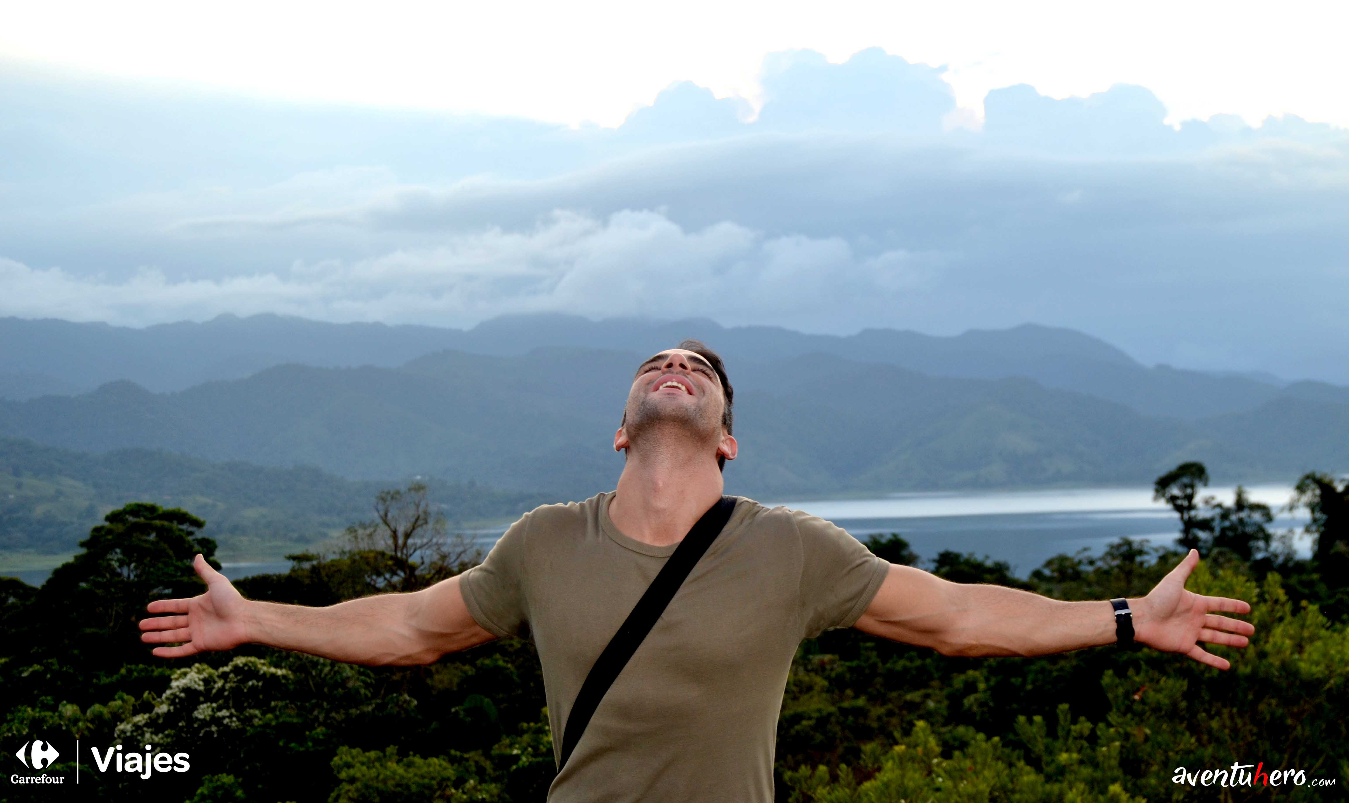 Costa Rica - A los pies del Volcán Arenal