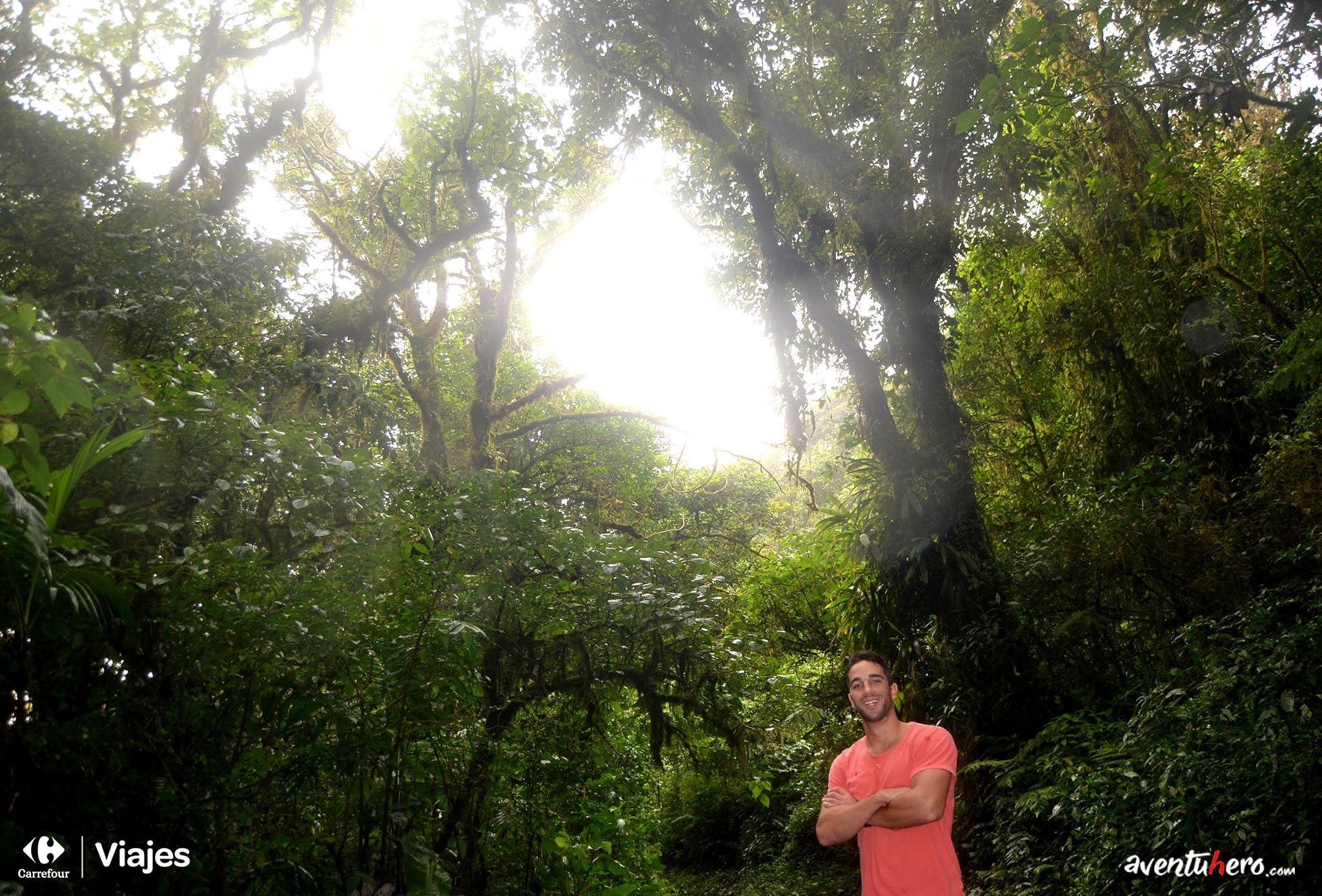 Costa Rica - En el corazón de Monteverde
