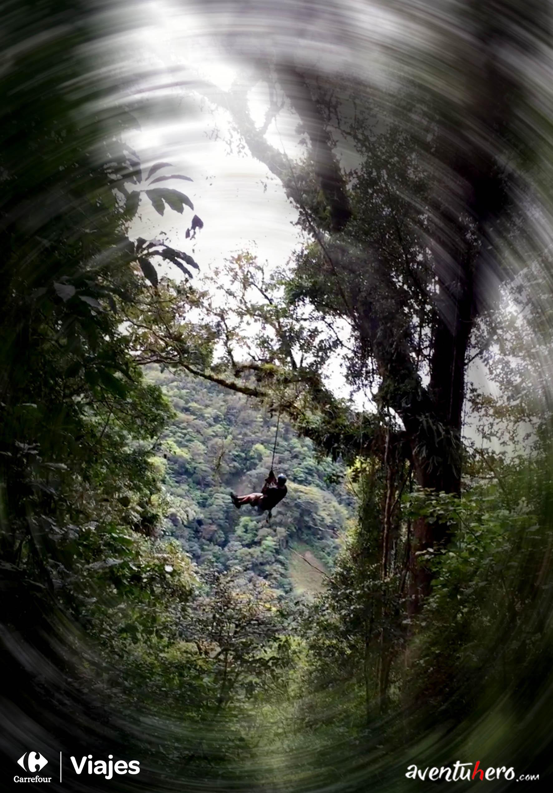 Costa Rica - Tarzán