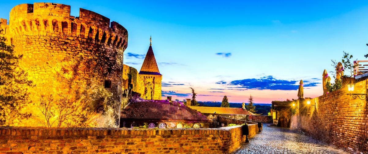 Viajar a Belgrado, Kalemegdan Fortress