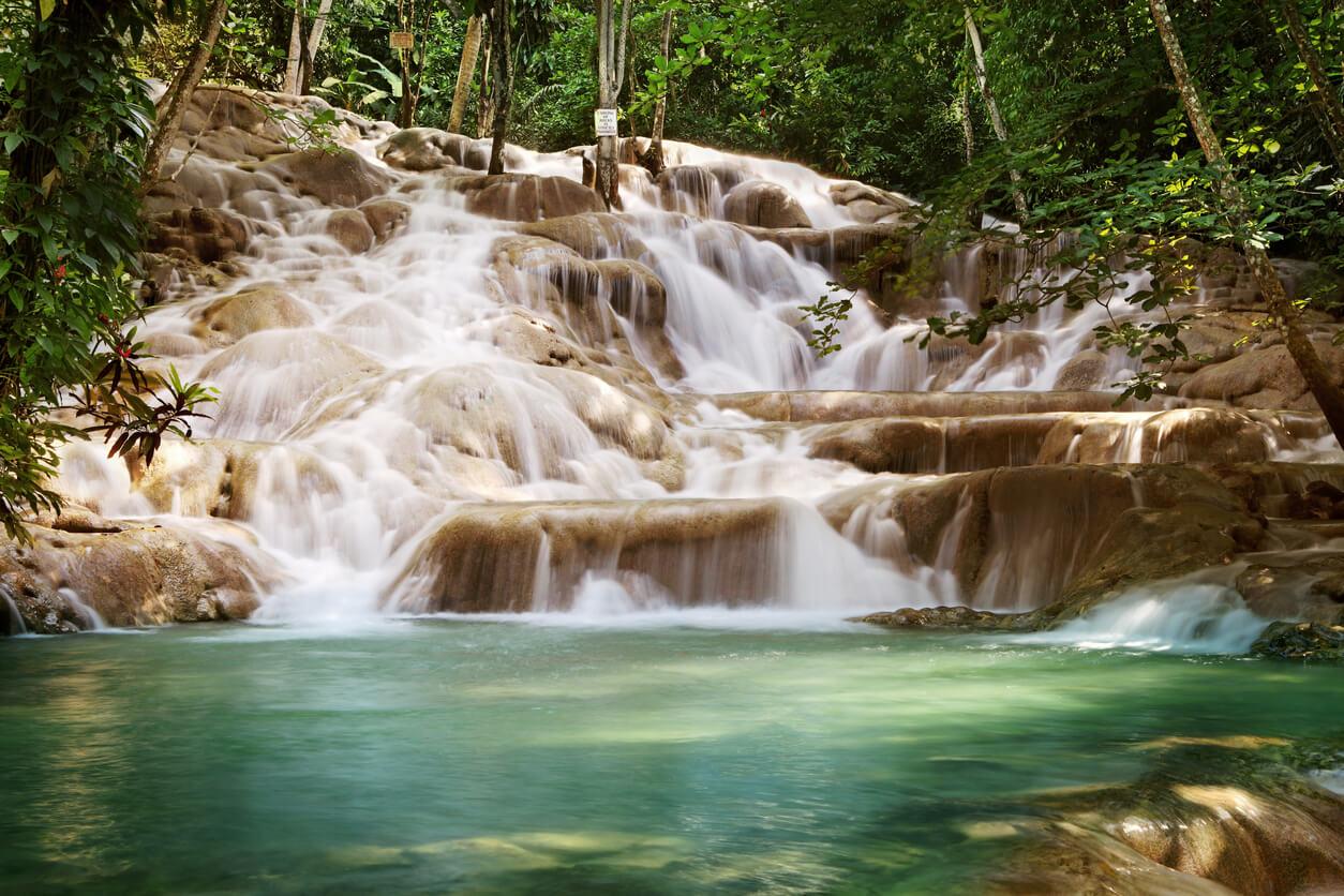 Jamaica, Dunns River Falls