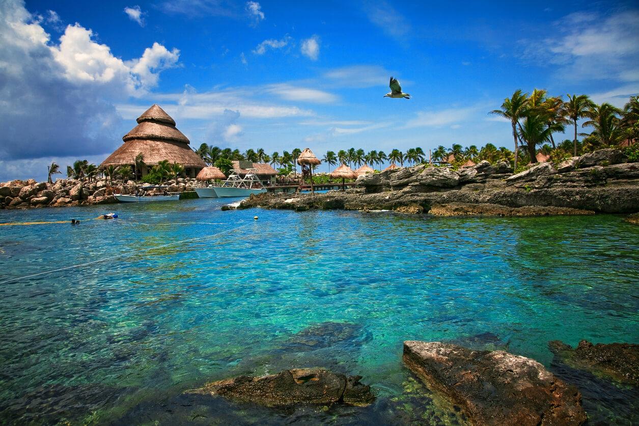 playas del caribe, Riviera Maya