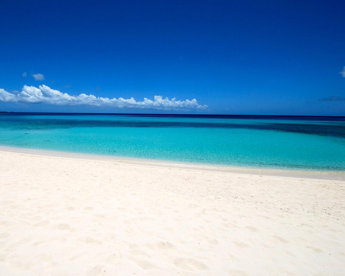 Jamaica, Seven Mile Beach