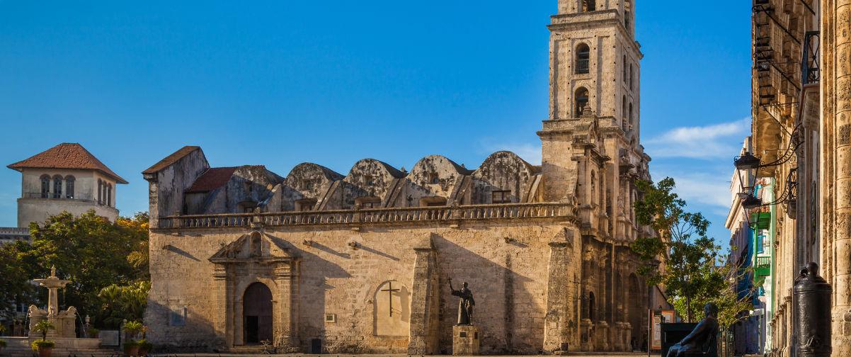 La Habana, Basílica de San Francisco de Asís