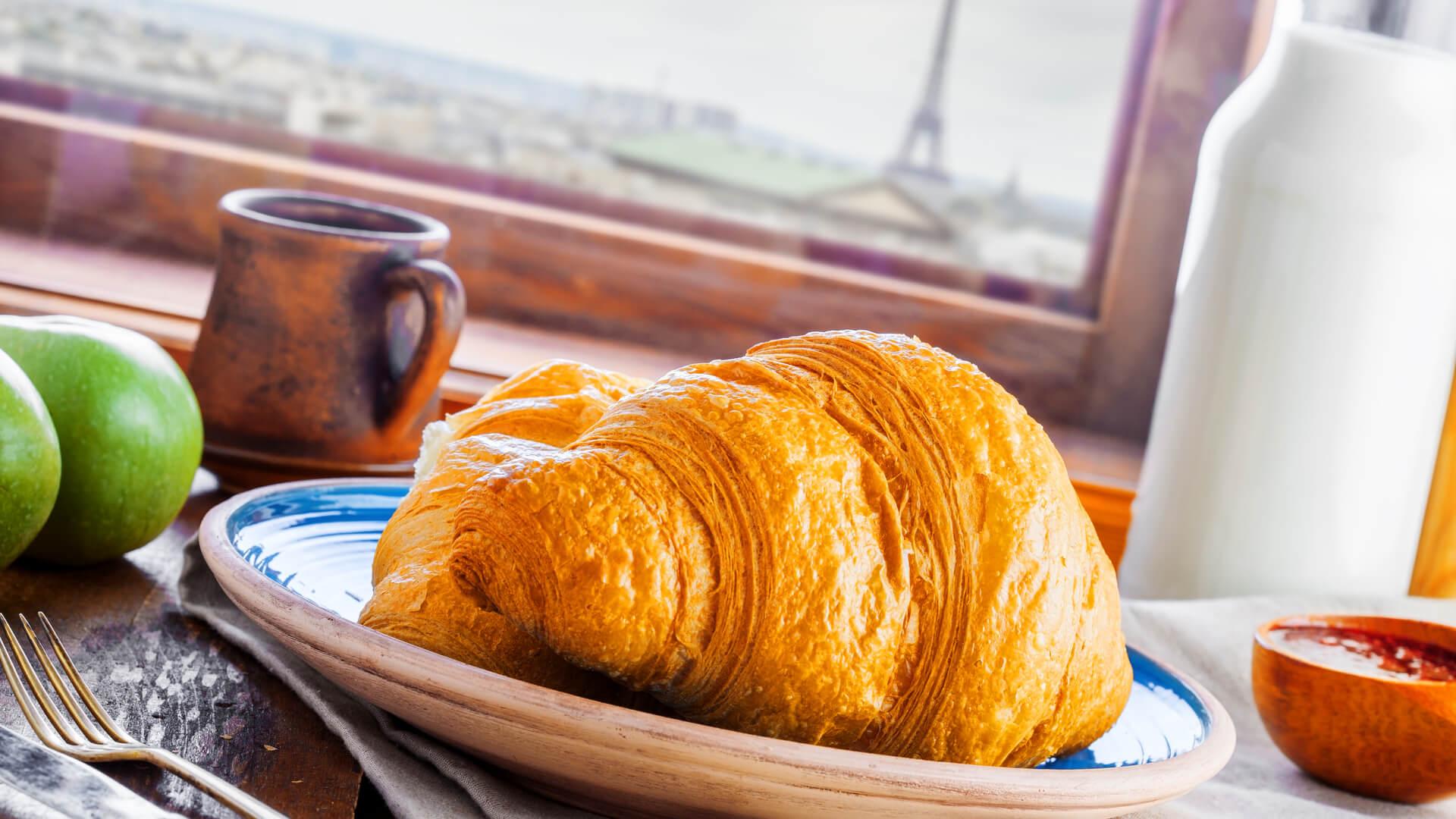 Croissant, París