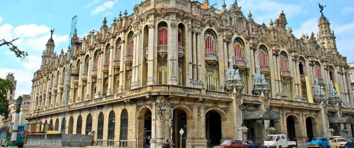 La Habana, Gran Teatro