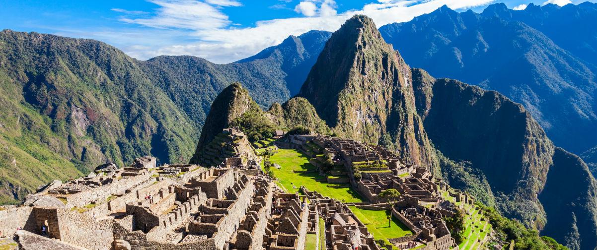 lugares para fotografiar, Machu Picchu