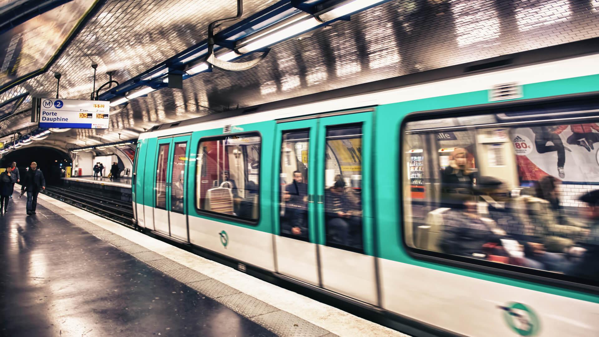 Metro, París
