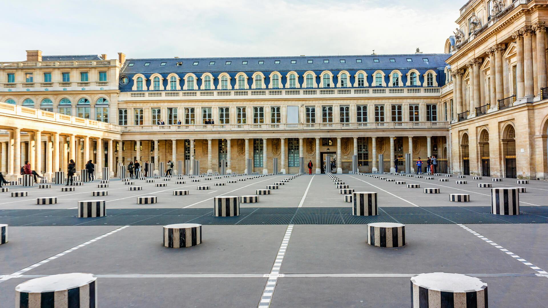 Palacio Real, París
