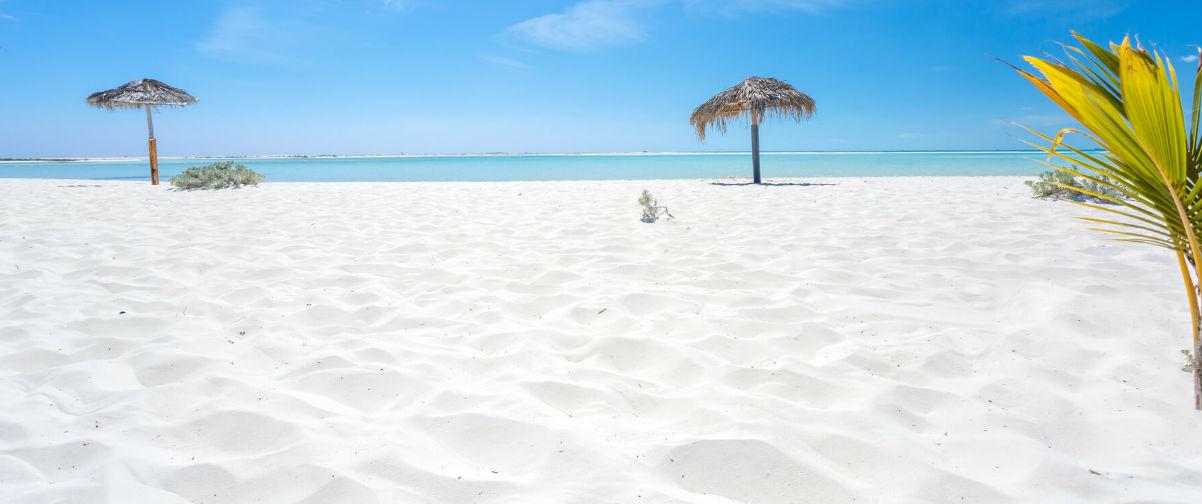 viaje de novios nueva york, Playa Cayo de Largo