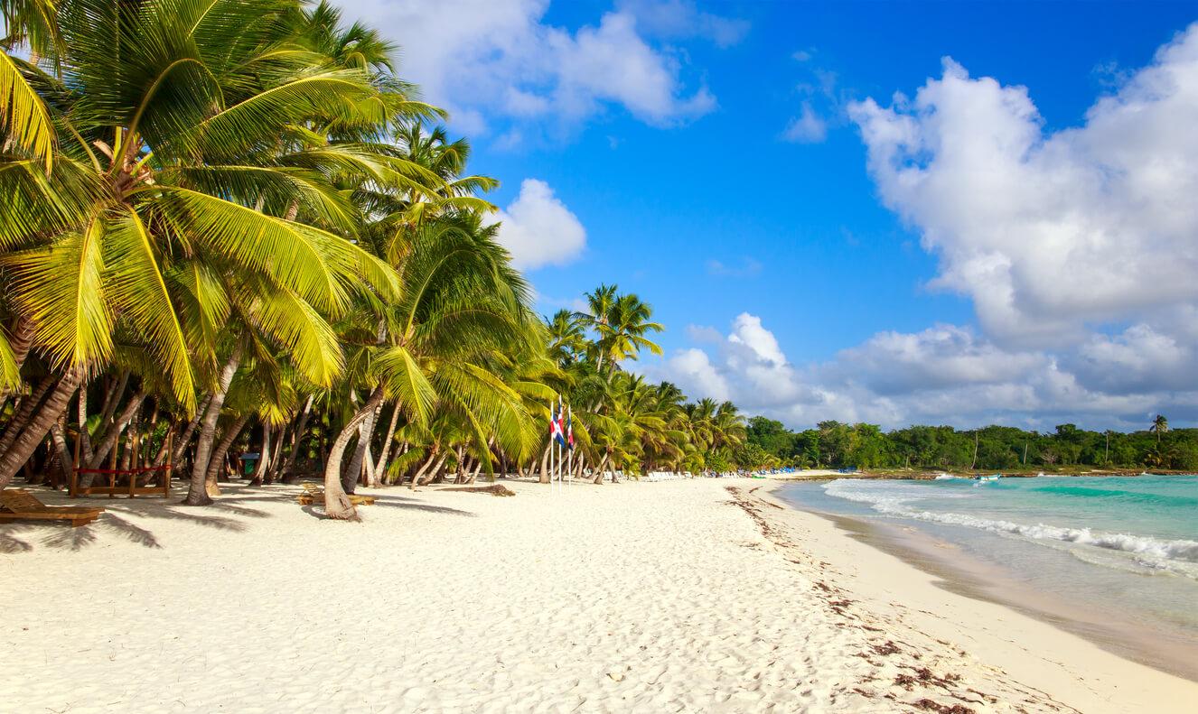 playas del caribe, Playa Punta Cana
