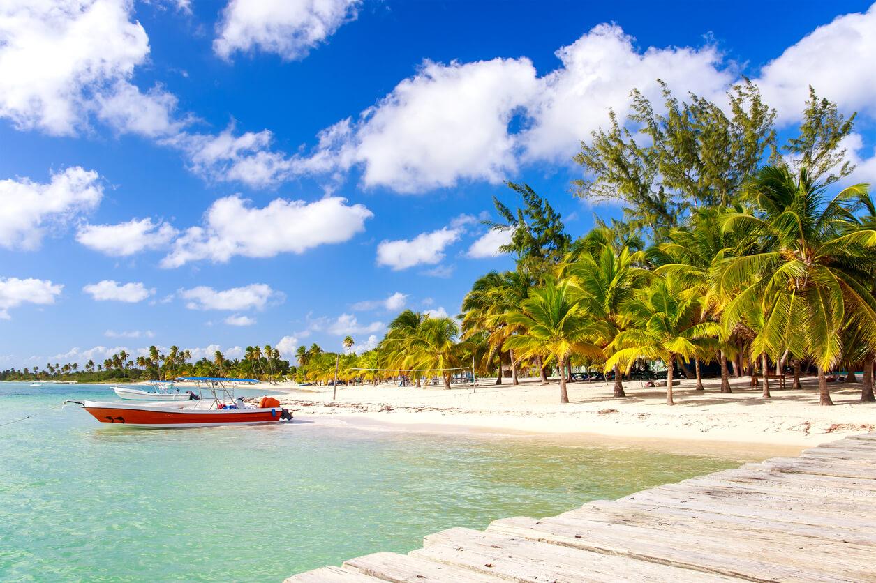 viaje a Punta Cana, Playa en Punta Cana