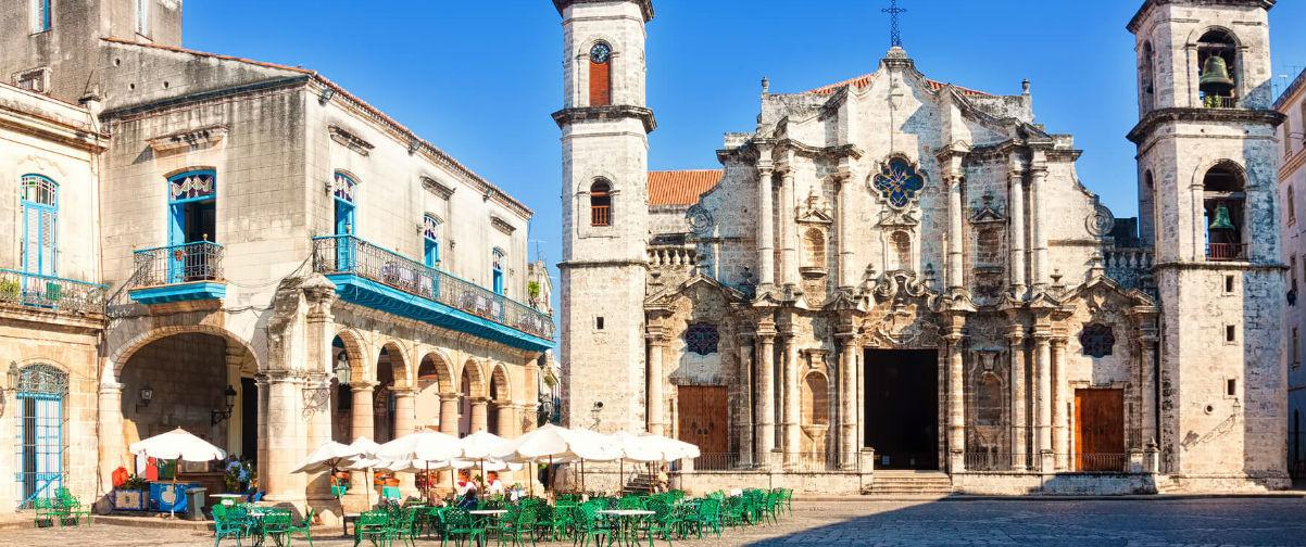 La Habana, Plaza de la Catedral