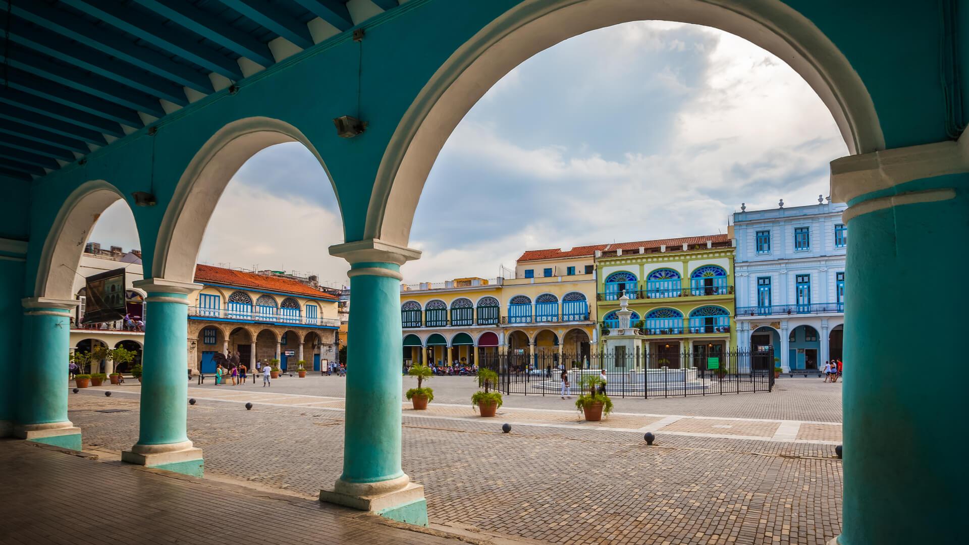 plaza vieja la habana 1