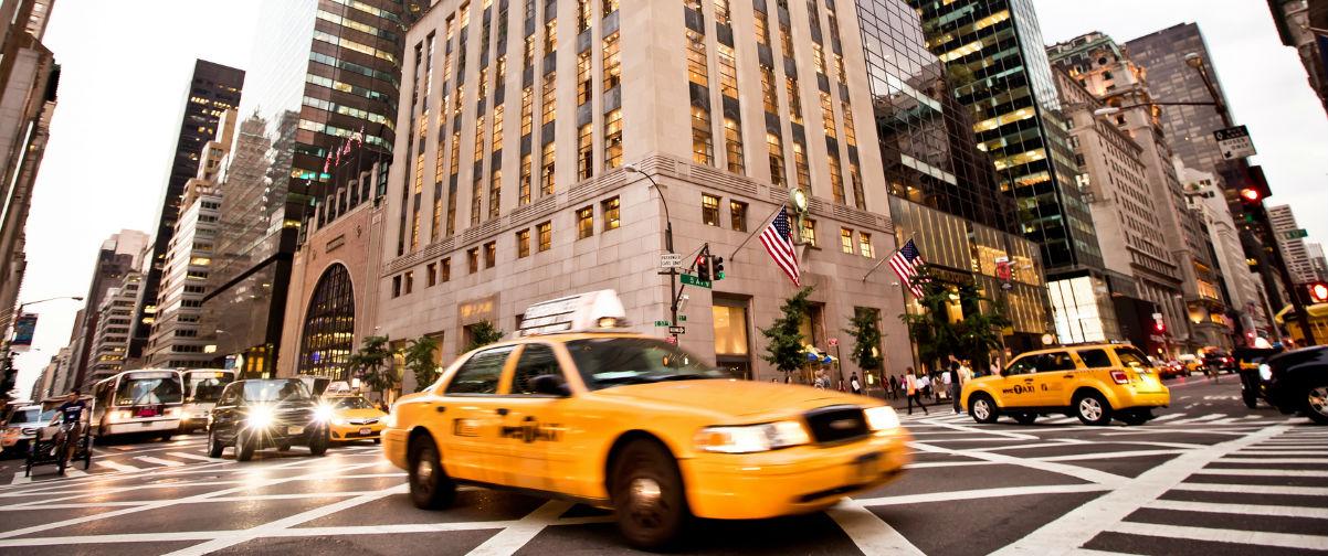 viaje de novios nueva york, Quinta Avenida