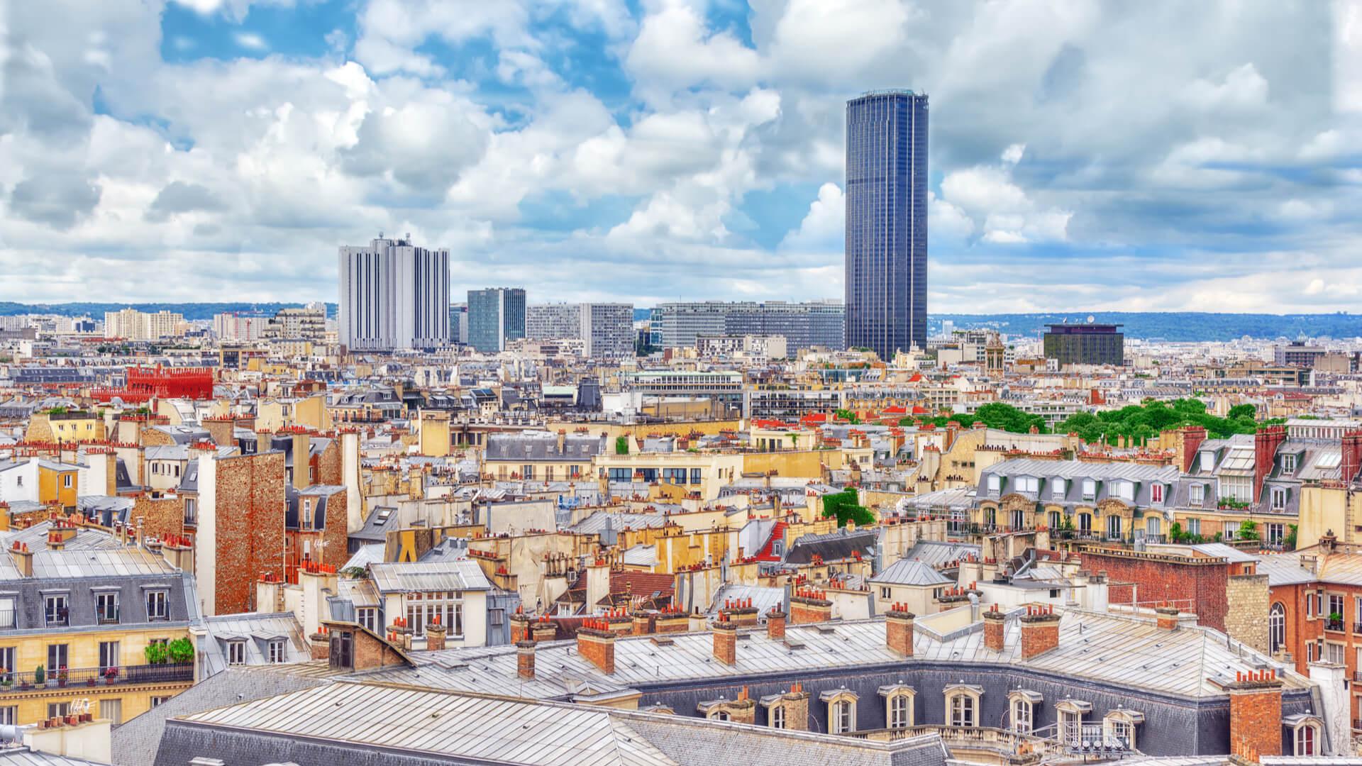 Torre de Montparnasse, París