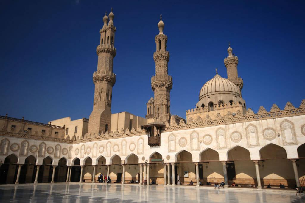 Guía Rápida El Cairo, Mezquita Al-Azhar
