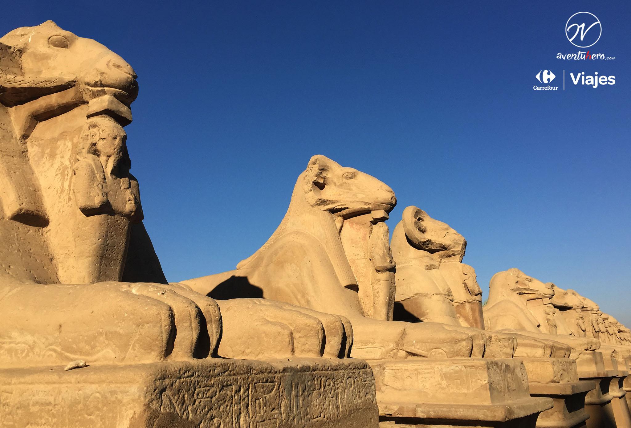 TIPS para viajar a EGIPTO - Karnak