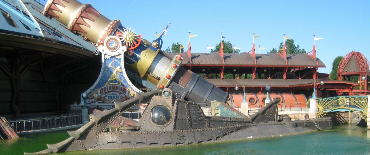 secretos de Discoveryland, Los Misterios de Nautilus