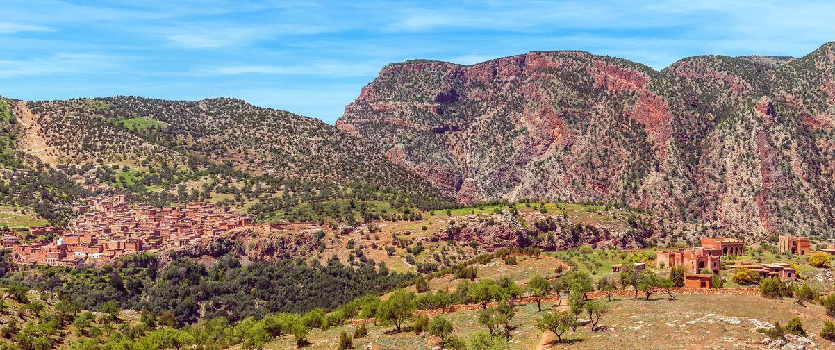 Visitar las Cascadas de Ouzoud, Pueblo Bereber, Cascadas Ouzoud