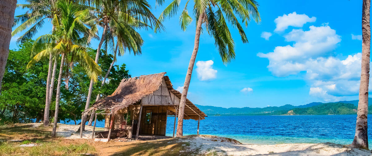 viajar a Filipinas, Cabaña El Nido