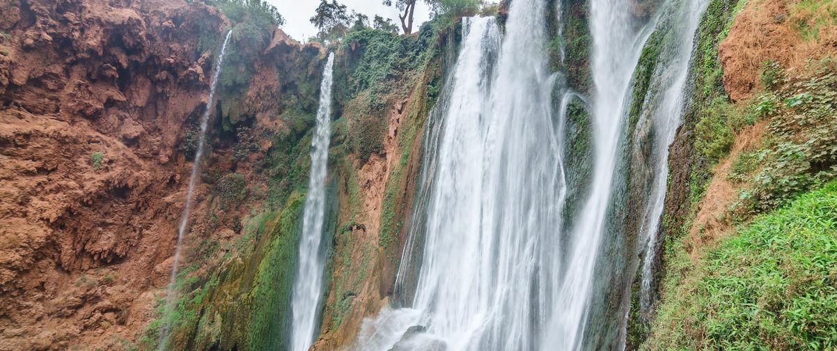 Visitar las Cascadas de Ouzoud, Cataratas de Ouzoud