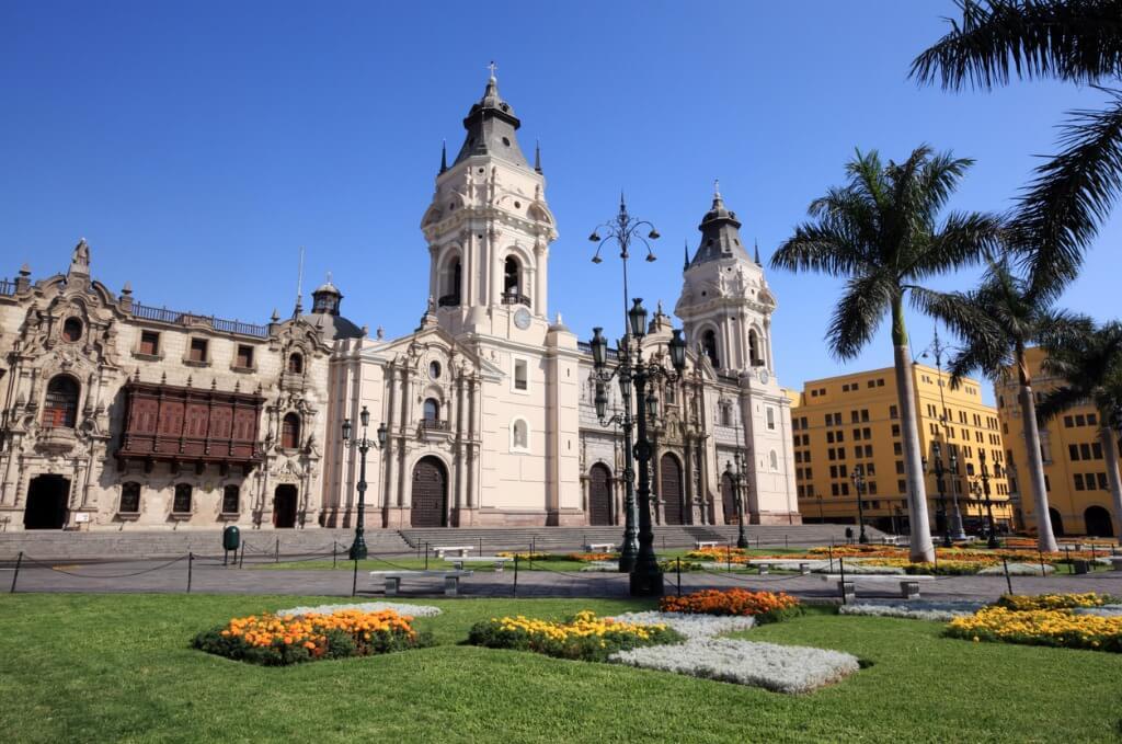 viaje a Perú, Catedral de Lima