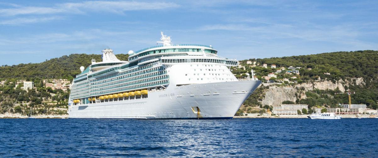 Destinos para jubilados, Crucero Mediterráneo