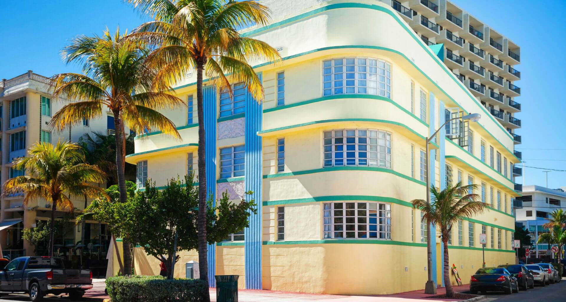 edificio art deco miami