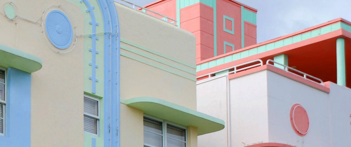 Distrito Art Decó, Edificio Art Decó