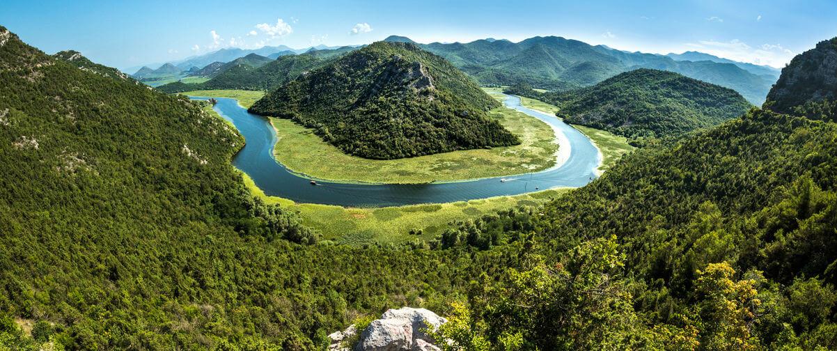 viaje a Albania, Lago Skadar