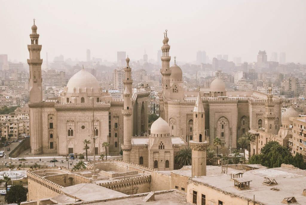 Guía Rápida El Cairo, Mezquita del Sultán Hassan