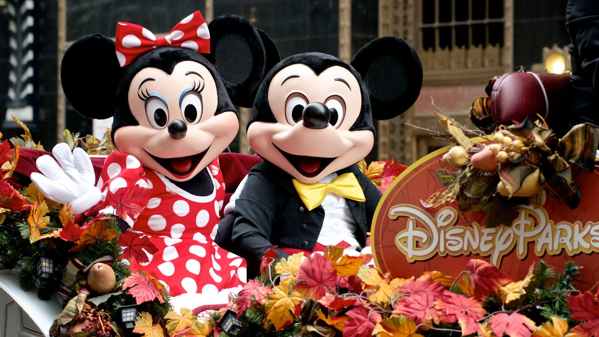 Mickey Disneyland
