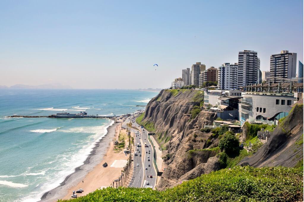 viaje a Perú, Miraflores