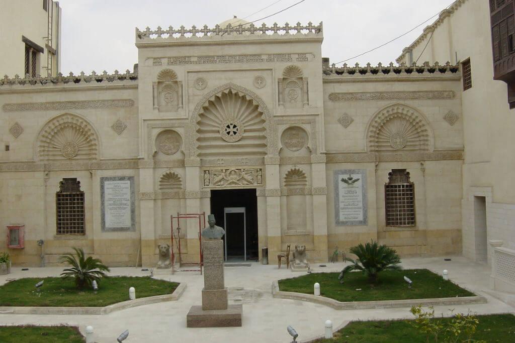 Guía Rápida El Cairo, Museo Copto