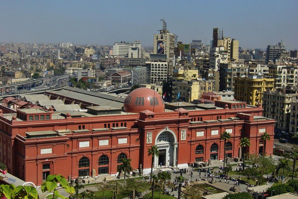 Guía Rápida El Cairo, Museo Egipcio