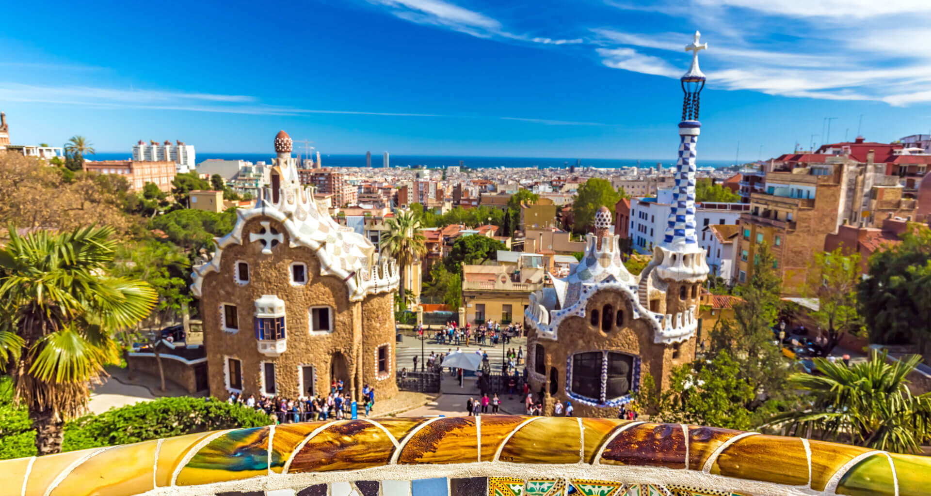 parque guell barcelona 1