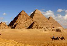 Guía Rápida El Cairo, Pirámides Egipto