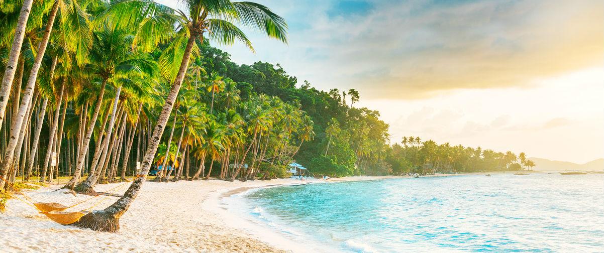 viajar a Filipinas, Playa El Nido