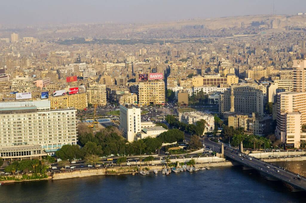 Guía Rápida El Cairo, Plaza Tahrir