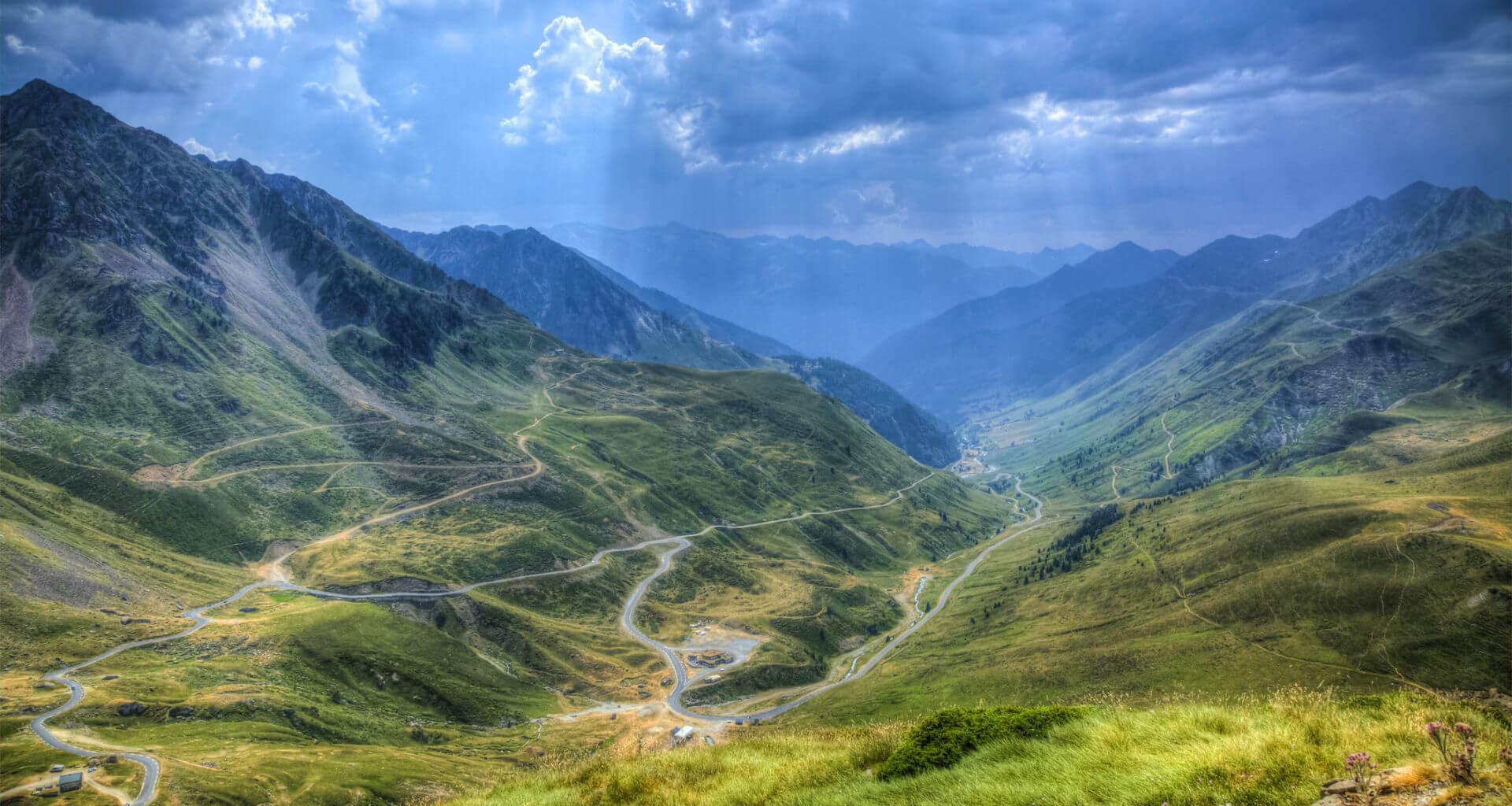 ruta pirineos 1