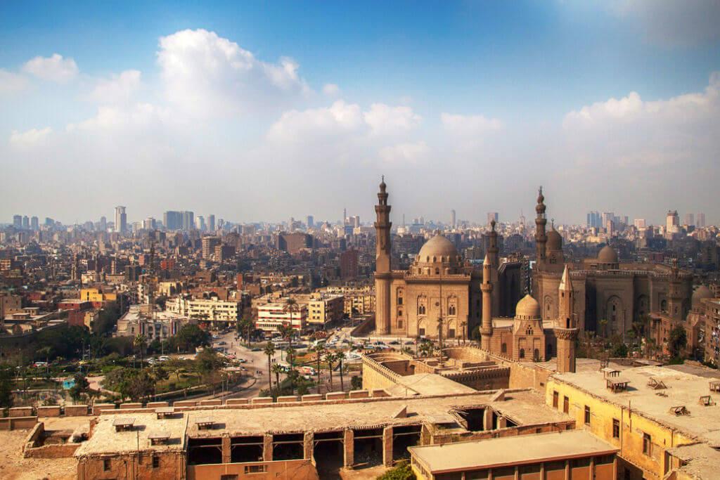 Guía Rápida El Cairo, Panorámica El Cairo