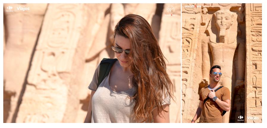 Templo Menor, Abu Simbel