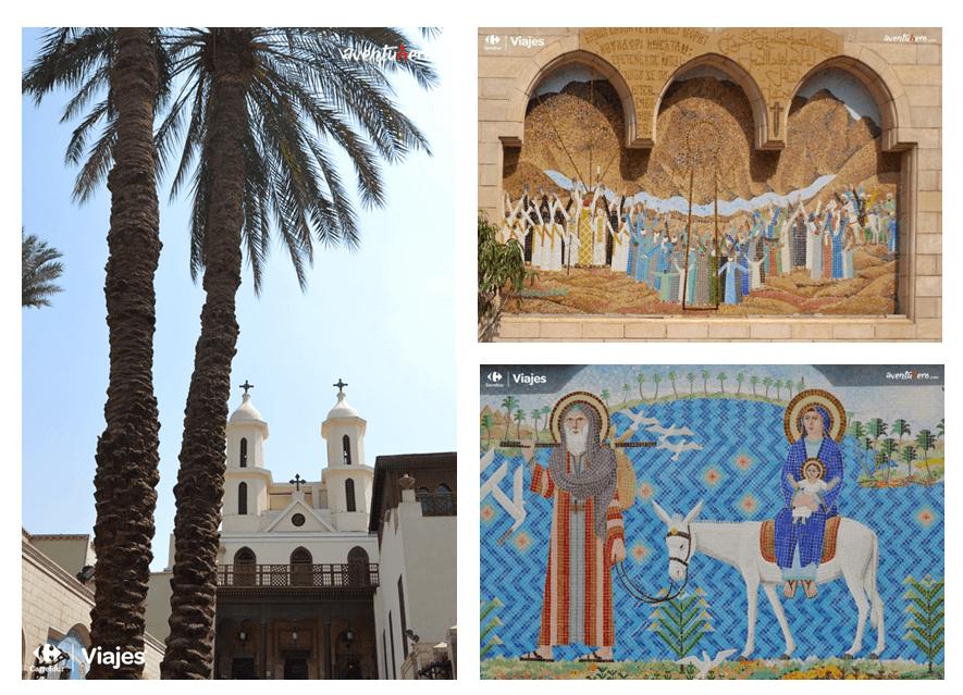 El Cairo, Barrio Copto