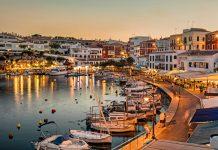 Gastronomía balear, Es Castells en Menorca