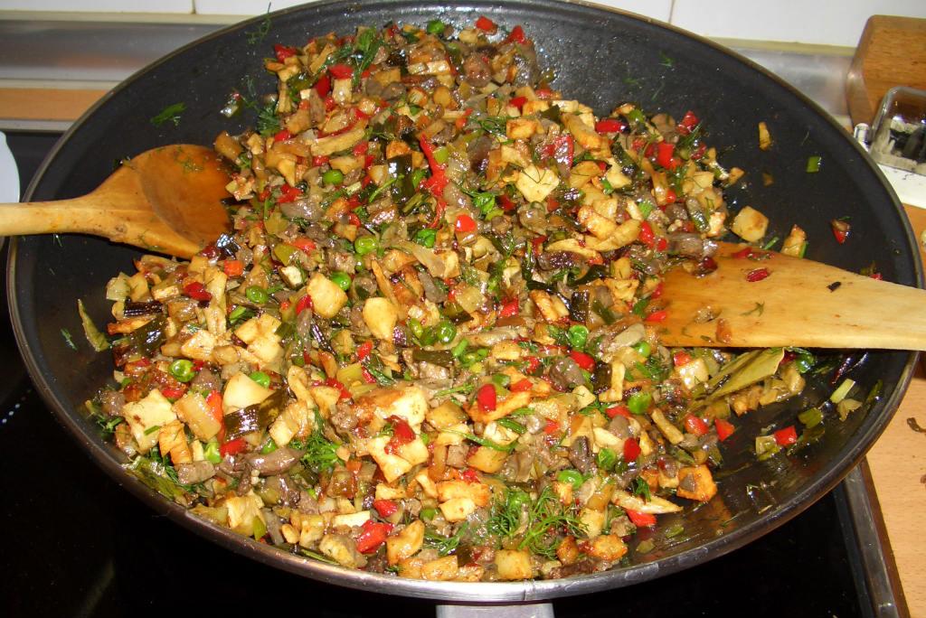 Gastronomía balear, Frit mallorquín