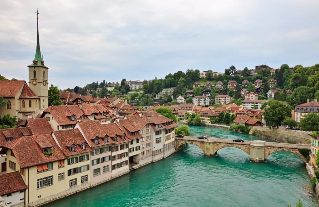 viajar a Suiza, Berna