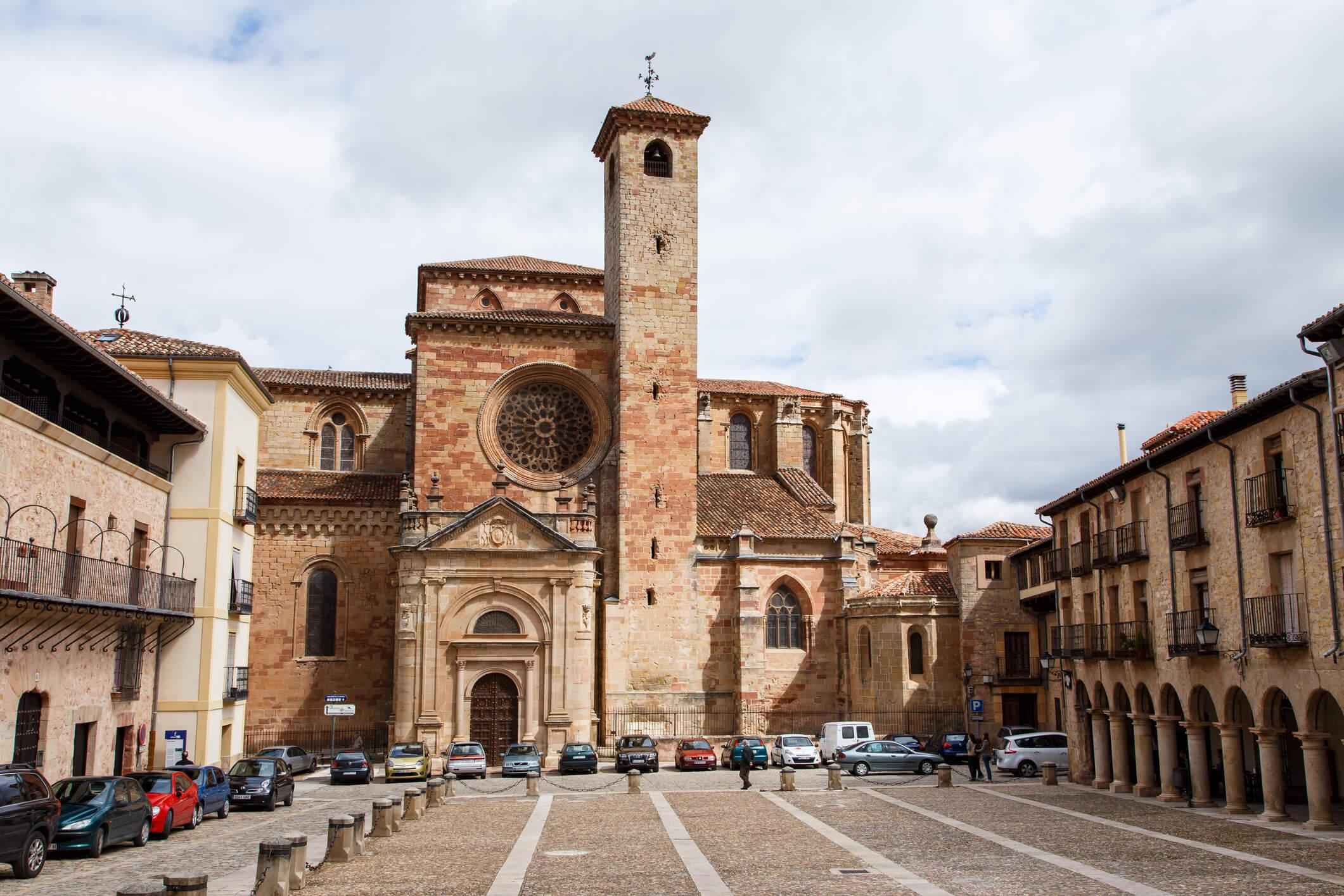 catedral siguenza guadalajara