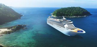 viaje en crucero, Crucero